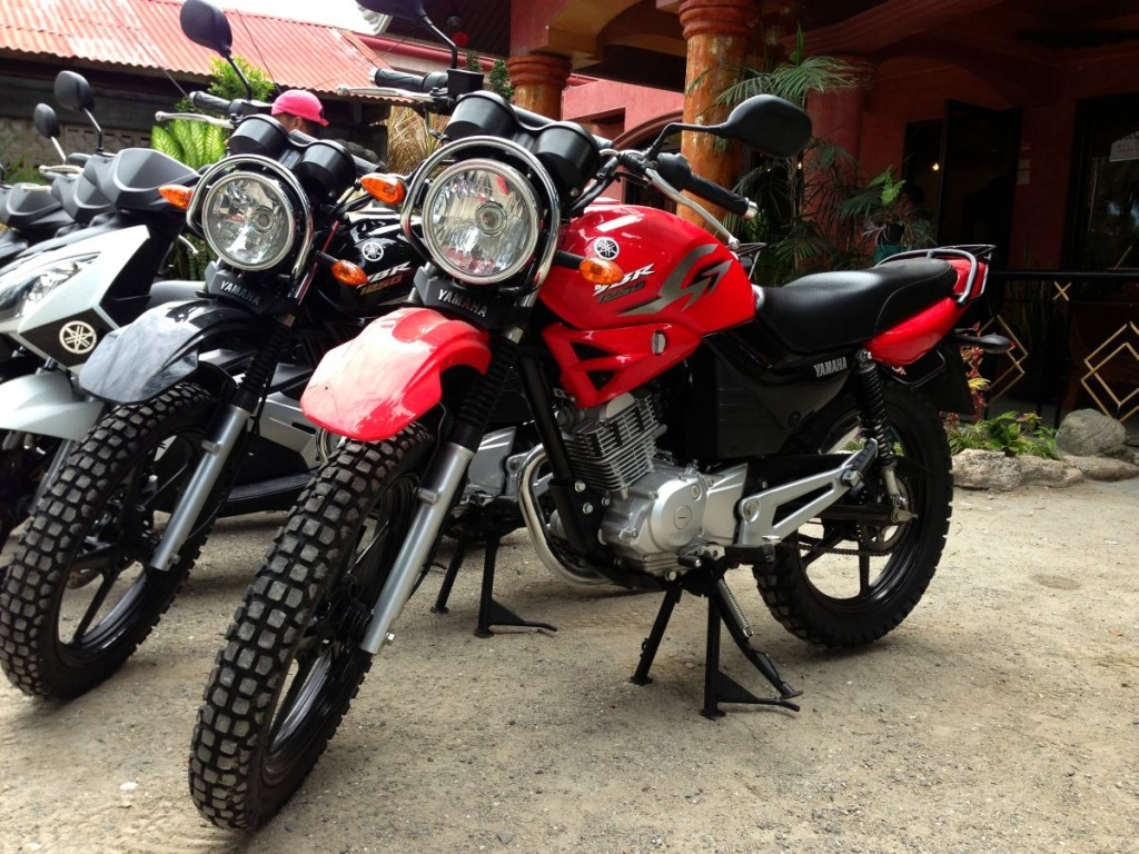Rent a motorcycle in bohol mikes bohol motorcycle rentals Motor cycle rentals