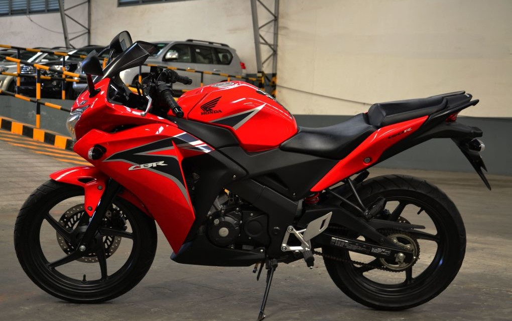 Honda Cbr 150cc For rent In Bohol