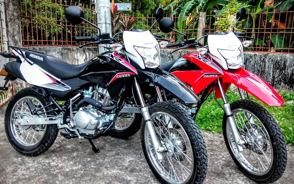2016 Honda xr150 for rent in bohol 800 php per day