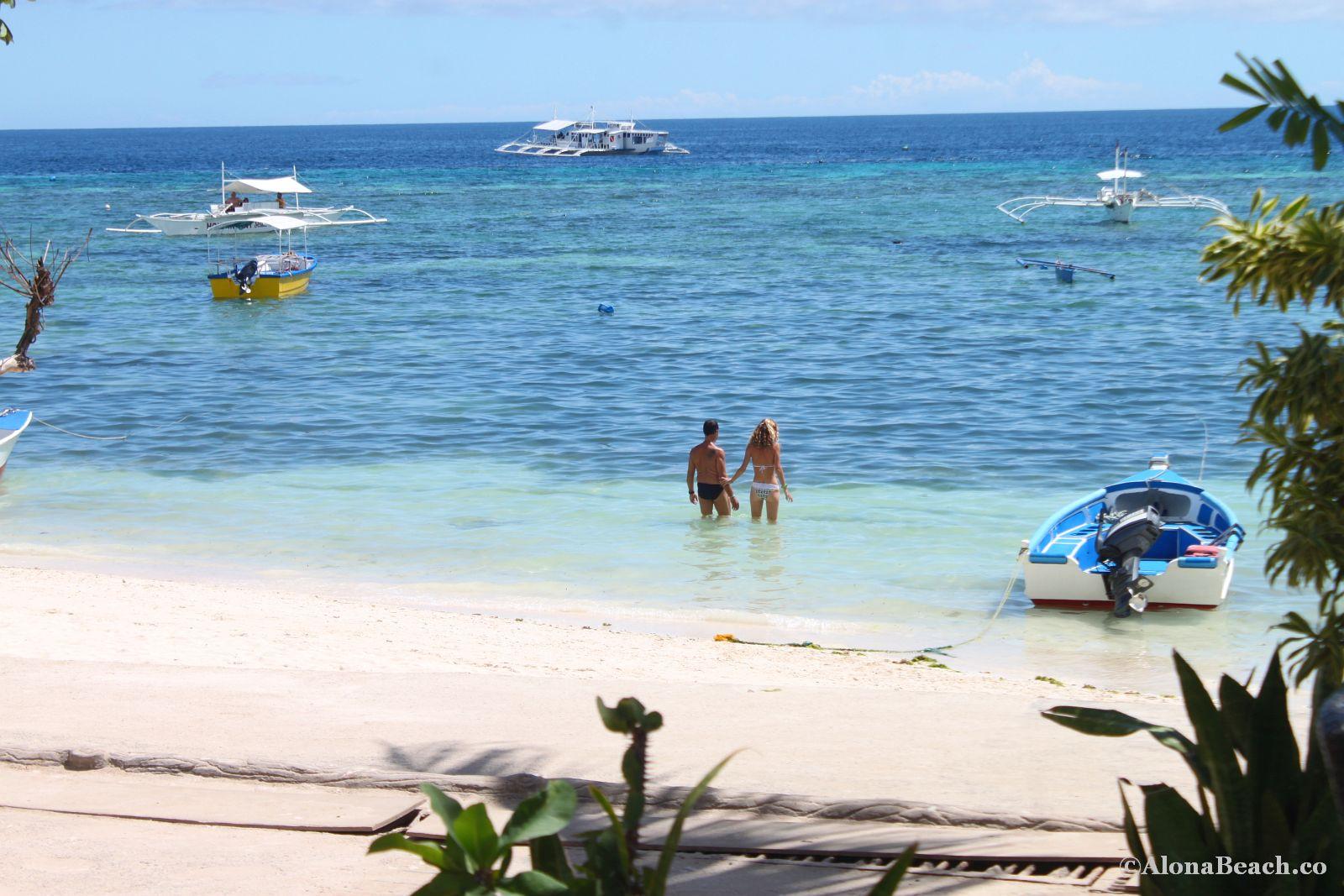 Resorts In Alona Beach Panglao Bohol